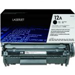 HP Black Toner 12A [Q2612A]