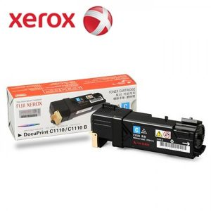 Toner Fuji Xerox DocuPrint CT201115 Cyan