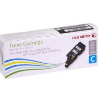 Toner Fuji Xerox DocuPrint CT202265 Cyan