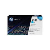 HP Cyan Toner LaserJet 648A [CE261A]