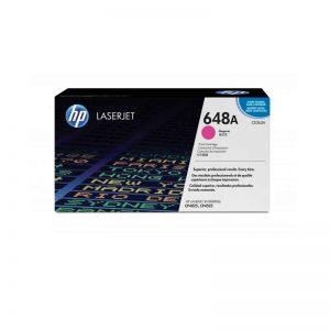 HP Magenta Toner LaserJet 648A [CE263A]