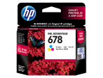Jual Tinta HP 678 Tri Color