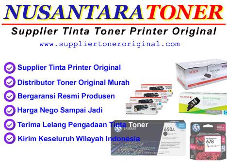 NUSANTARA TONER | DISTRIBUTOR TINTA TONER PRINTER MURAH